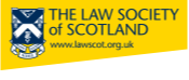 The Law Society of Scotland badge